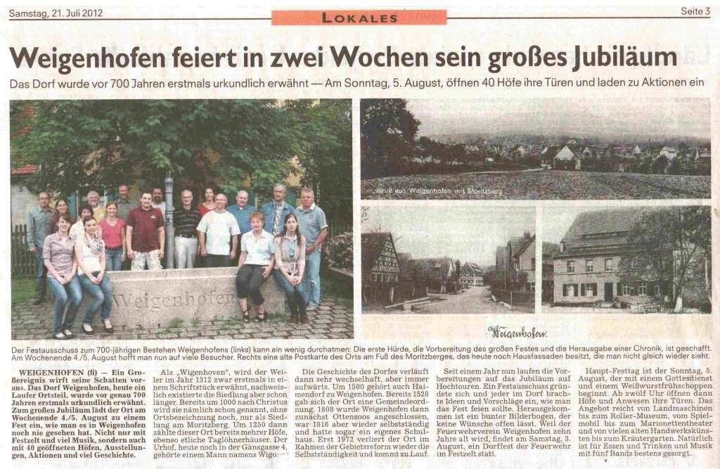 Weigenhofen_700Jahre_Zeitung