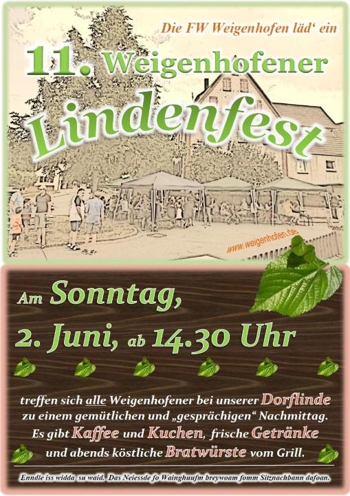 Lindenfest @ Dorflinde am Plärrer